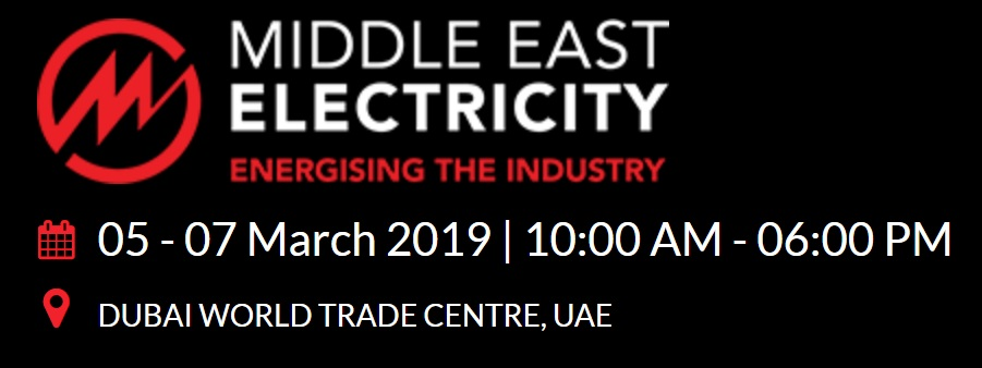 MICHAUD Export présent au MEE, Middle East Electricity du 05 au 07 mars 2019